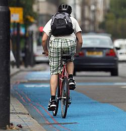Cycling safety and cycling is good for your health