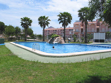 Holiday apartment on the Costa Blanca, in sunny Spain